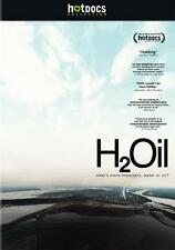 H2Oil  (DVD) documentary by Shannon Walsh NEW