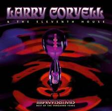 Larry Coryell & The Eleventh House - Improvisations: Best Of The Vanguard Years