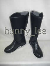 G.I. Joe Cobra Commander Cosplay Boots Custom-Made