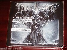Immortal: All Shall Fall Limited Ed CD 2009 Nuclear Blast Slipcase + Digipak NEW