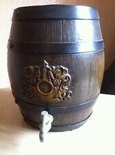 Gilby Vintners Barrel Keg with tap
