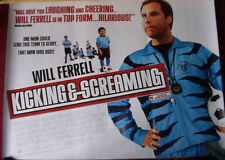 Cinema Poster: KICKING AND SCREAMING 2005 (Quad) Will Ferrell