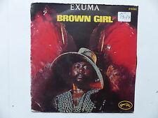 exuma Brown girl 610092