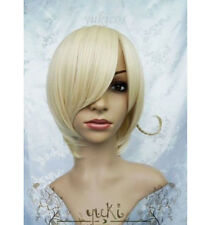 new Axis Powers Hetalia APH HETALIA NORWAY Short Blonde Wig