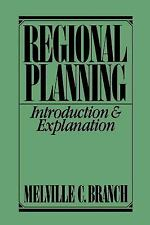 Regional Planning: Introduction and Explanation-ExLibrary