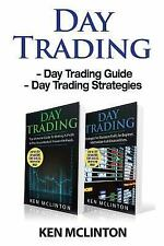 Investing, Options Trading, Forex: Day Trading by Ken McLinton (2015, Paperback)