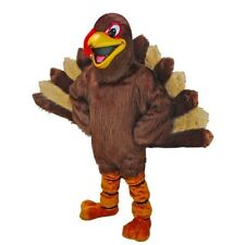 Turkey Professional Quality Mascot Costume Adult Size