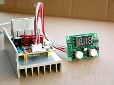 AC 220V 10000W SCR Voltage Regulator Speed Control Dimming
