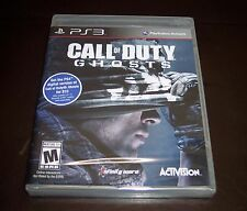 Call of Duty: Ghosts (Sony PlayStation 3, 2013) Video Game Walmart Reconditioned