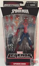 "PIZZA SPIDER MAN & BAF The Amazing SPIDER MAN Marvel Legends 2016 6"" Inch FIGURE"