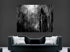 NAZGUL  DEATH SWORD CREEPY GOTHIC  GIANT WALL POSTER ART PICTURE PRINT LARGE
