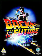 BACK TO THE FUTURE TRILOGY DVD BOX SET TRIPLE PACK PART 1 2 3 Brand New UK