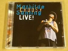 CD / MATHILDE SANTING - CHOOSY LIVE!