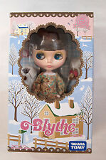 "Blythe Welcome Winter Takara Tomy 12"" in never opened factory box NRFB"