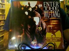 Wu-Tang Clan Enter the Wu-Tang (36 Chambers) LP sealed vinyl
