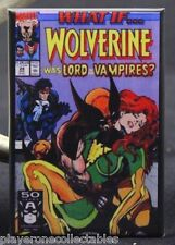"What If #24 Comic Book 2"" X 3"" Fridge / Locker Magnet. Wolverine"
