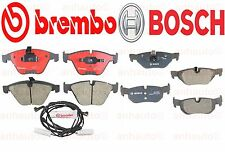 NEW Front & Rear Brake Pad Set BMW E90 323i 328i 328xi  328i xDrive Bosch+BREMBO