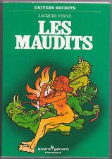 Les maudits Jacques Finné