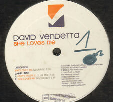 DAVID VENDETTA - She Loves Me - Vector