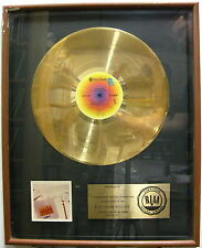 The CRUSADERS Images 1978 Blue Thumb Records RIAA Gold Floater RECORD AWARD Soul