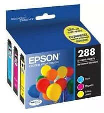 Epson DURABrite Ultra 288 Original Ink Cartridge - Cyan, Magenta, Yellow