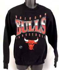 VINTAGE 90'S SALEM SPORTSWEAR CHICAGO BULLS CREWNECK SWEATSHIRT SZ L MADE IN USA