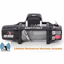 _X2O 10K Smittybilt GEN2 Winch Waterproof w/ Wireless Remote 10K lb  97510 NEW