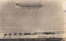 (1) Dirigibile Italia Spedizione di Umberto Nobile 1928