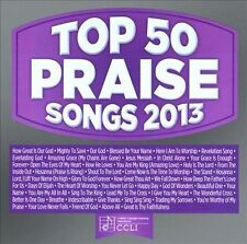 Top 50 Praise Songs 2013 [Box] by Various Artists (CD, 2012, 3 Discs,...