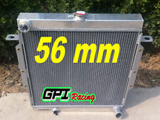 FOR TOYOTA LandCruiser Land Cruiser 75 Series HZJ75 1HZ Manual Aluminum Radiator
