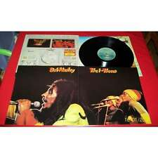 BOB MARLEY & THE WAILERS - Babylon By Bus Double LP French Press Reggae W/Poster