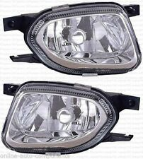 Mercedes-Benz Sprinter PAIR CLEAR FOG LIGHTS SPOT LAMPS NEW 2007-2010