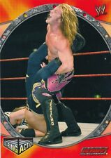 F6 CHRIS JERICHO 2004 Topps WWE Apocalypse IN RING ACTION
