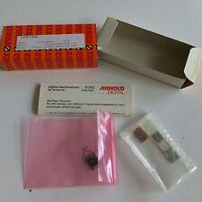 Arnold 81002 Digital DCC-Nachrüstsatz für VT89 OVP mit Anleitung