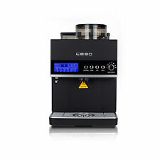 CEBO YCC-50B Automatic Coffee Espresso Cappuccino Machine Maker Bean Tank 200g
