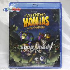 La Leyenda de las Momias de Guanajuato Blu-ray Región A, B, C