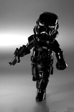 *Brand New* Hybrid Metal Figuration Star Wars Black Hole Stormtrooper *US Seller