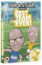 Tam And Stuart Present The Best Team In The World Ever (DVD) Brand new and seale