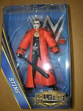 WWE ELITE HALL OF FAME STING FIGURE