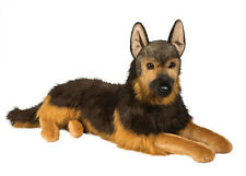"Major German Shepherd Stuffed Animal by Douglas 27"" Long Beautiful Plush Dog"