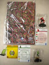 HEROCLIX WAR OF LIGHT OP KIT ATROCITUS JADE SCISSORS AND MAP