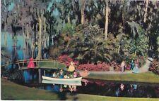 Vintage Postcard - Southern Belles by Water in Cypress Gardens, FL - Unused -VG