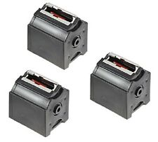 Ruger 10/22 3-Pack BX-1 22LR 10 Round Magazine  Model # 90451 Factory New