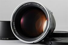 *MINT* Carl Zeiss Planar T* 85mm F/1.4 ZF for Nikon F Mount from japan #818