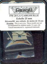 FENRYLL 1  BLISTER FM20 LA GARGOUILLE