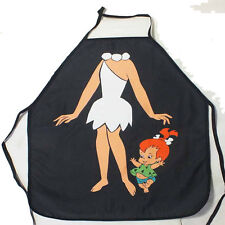 Wilma Flinstone Kitchen BBQ Chef Apron Fun Party Novelty Dress Up Fancy Costume