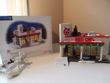 Department 56 (MINT) HTF - Red Owl Grocery Store #56.55303