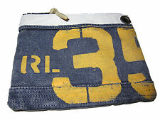 Polo Ralph Lauren Nautical Flag Media Painted iPhone Case Bag Pouch