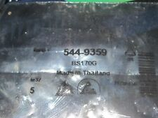 BS170G  MOSFET N-CH 60V 500MA TO-92 RoHs   4pcs