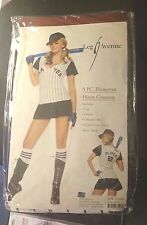 Leg Avenue Women's Homerun Hitter Sexy Baseball Costumes For Women